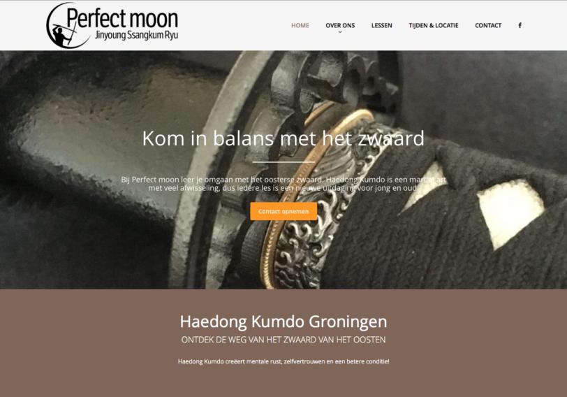 Perfect moon
